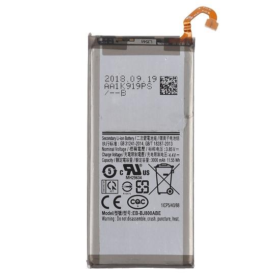 Samsung J8 bi tat nguon