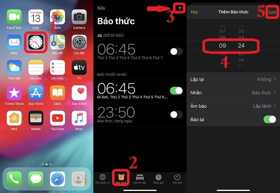 cach-dat-bao-thuc-iphone