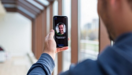 iPhone 11 bi loi Face ID