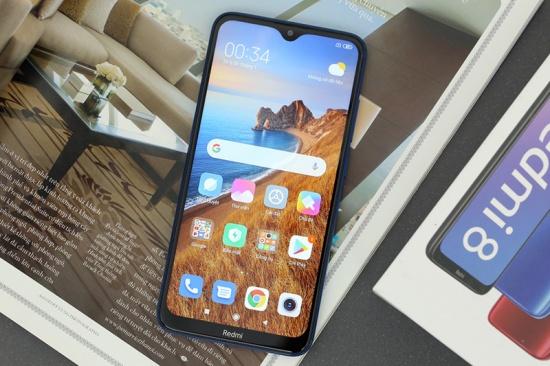thay man hinh Xiaomi Redmi 8