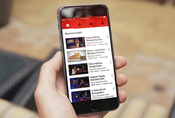 loi iphone bi mat tieng khi xem youtube