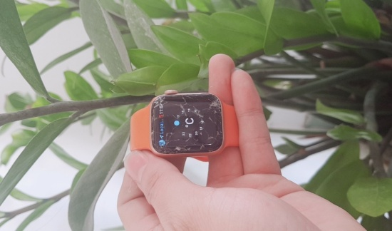 sua chua Apple Watch