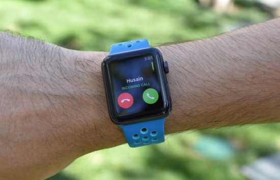 thay man hinh Apple Watch Series 3