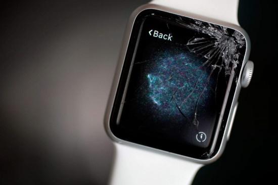 thay man hinh Apple Watch Series 2
