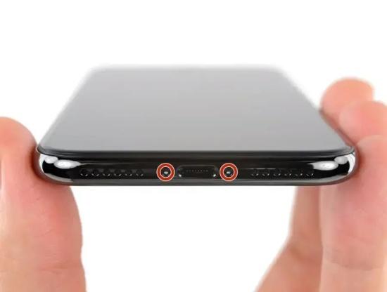thay rung iPhone X