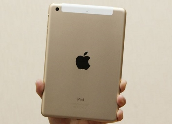 thay vo iPad Mini 3