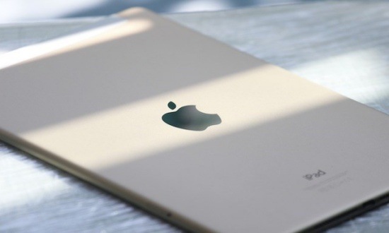 thay vo iPad Air 2