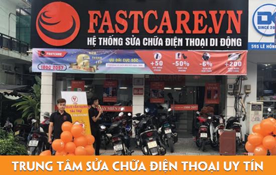 FASTCARE là địa chỉ hàng đầu trong lĩnh vực sửa chữa điện thoại