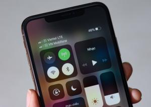 IC Wifi trên iPhone Xs Max bị hư hỏng