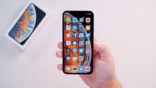 thay IC Wifi iPhone Xs Max