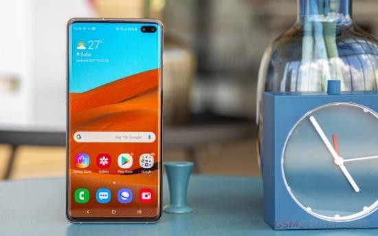 thay loa Samsung S10 Plus