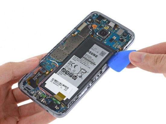 thay main Samsung S8 Plus