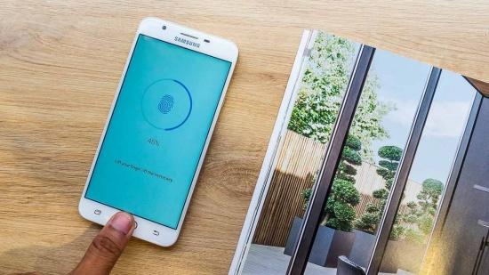 thay nút Home Samsung J7 Prime