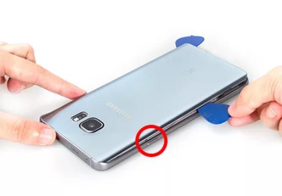 thay nut nguon Samsung S7 Edge
