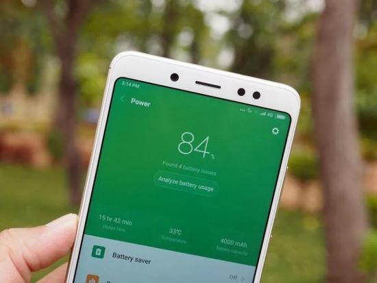 thay pin Xiaomi Redmi Note 5 Pro