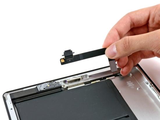 thay camera iPad 3