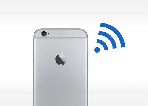 Dấu hiệu hư hỏng IC Wifi trên iPhone 6s
