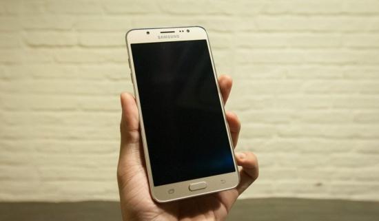 thay nut Home Samsung J7 2016