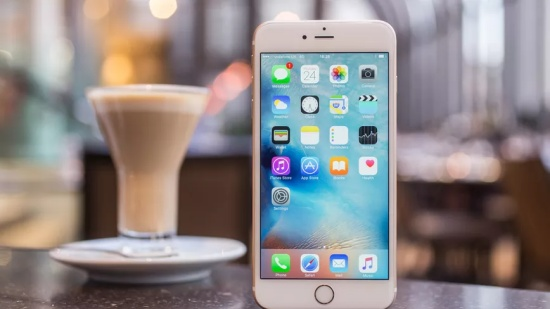 thay nut Home iPhone 6s Plus