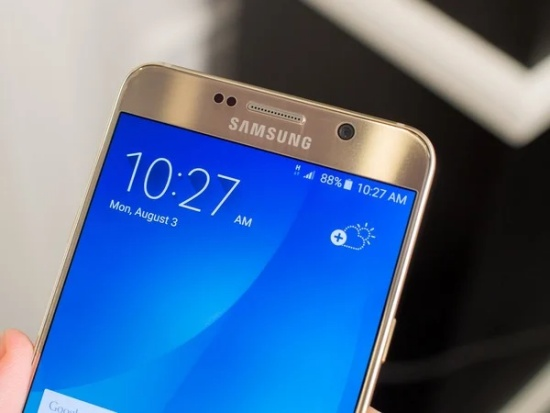 thay nut nguon Samsung Note 5