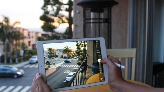 thay camera iPad Pro 9.7