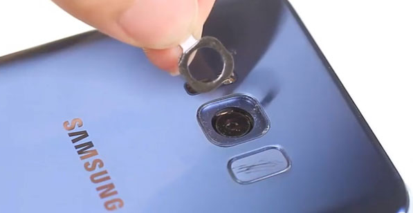 Khi nào bạn cần thay kính camera S8 Plus tại Fastcare