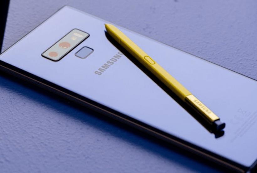 Thay nắp lưng Samsung Note 9 chất lượng