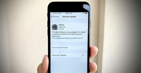Bạn nên tiến hành update phiên bản iOS mới cho dế yêu