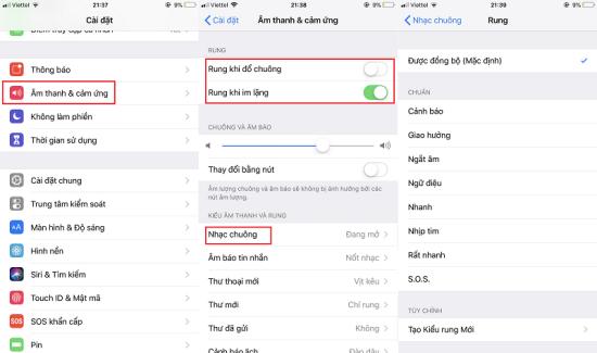 iPhone 11 Pro Max mất rung