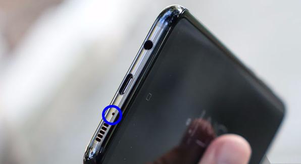Samsung S9 plus bi hỏng loa