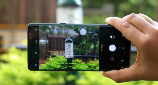 thay camera Samsung Note 8