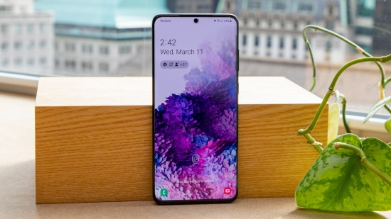 thay man hinh Samsung S20 Plus