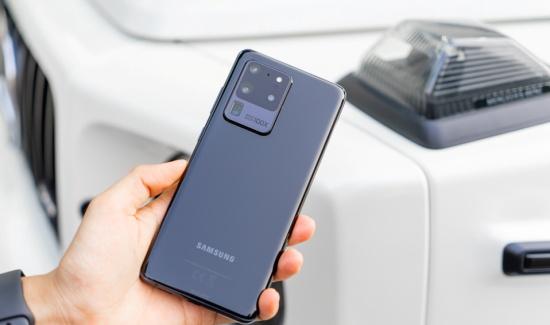 Samsung S20 Ultra gây ấn tượng với vẻ đẹp hoàn thiện
