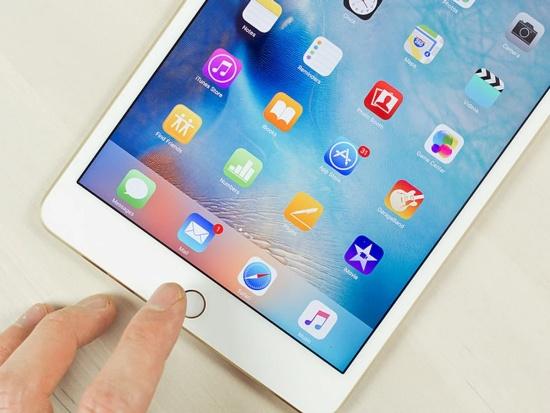 thay nut Home iPad Mini 4