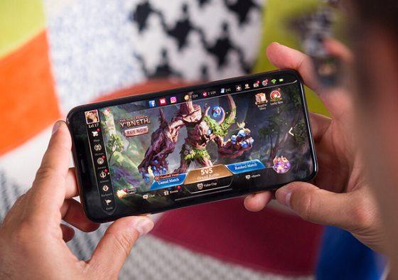 xu ly loi dang choi game bi vang ra tren iphone