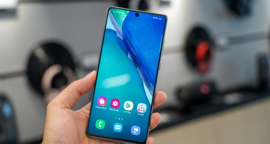Khắc phục Note 20 hao pin nhanh