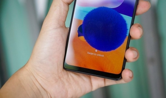 Samsung A31 là chiếc smartphone nổi bật trong phân khúc tầm trung