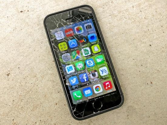 iPhone bi loi cam bien tiem can