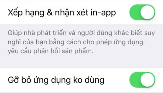 iPhone tu xoa ung dung