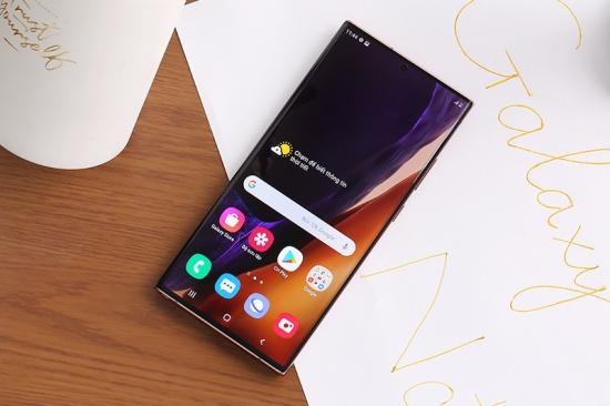 thay man hinh Samsung Note 20 Ultra