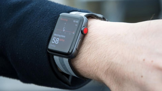 Apple Watch Seri 4 đẳng cấp của nhà Táo