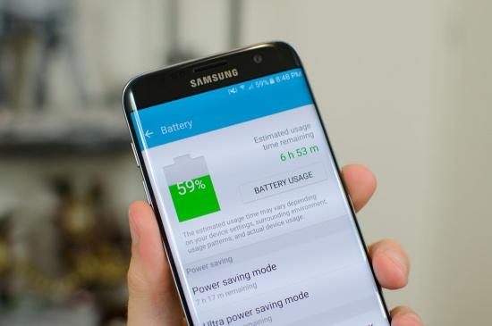 thay pin Samsung S7 Edge