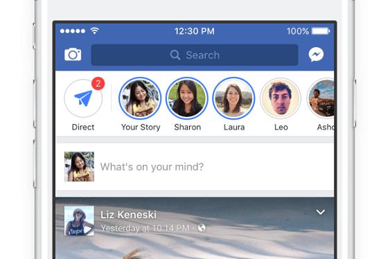 xem story tren facebook ma nguoi khac khong biet
