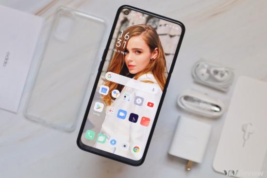 Oppo A92 là chiếc smartphone nổi bật trong mùa hè năm 2020