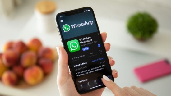 WhatsApp - ứng dụng nhắn tin phổ biến