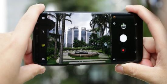 thay camera Samsung A5 2017