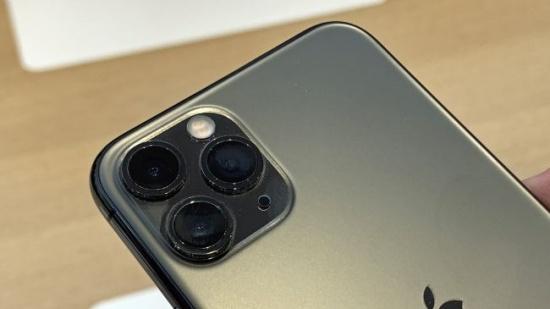 Camera iPhone 11 Pro Max là bộ phận dễ bị hư hỏng