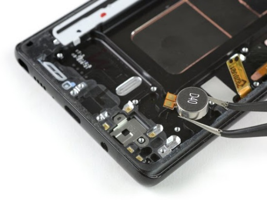 Thay rung Samsung Note 8