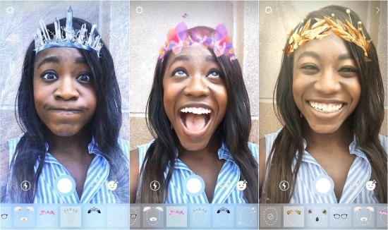 Đôi khi filter có thể biến mất trên ứng dụng Instagram của bạn