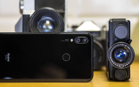 Camera Xiaomi Redmi Note 7 gân ấn tượng với người dùng máy